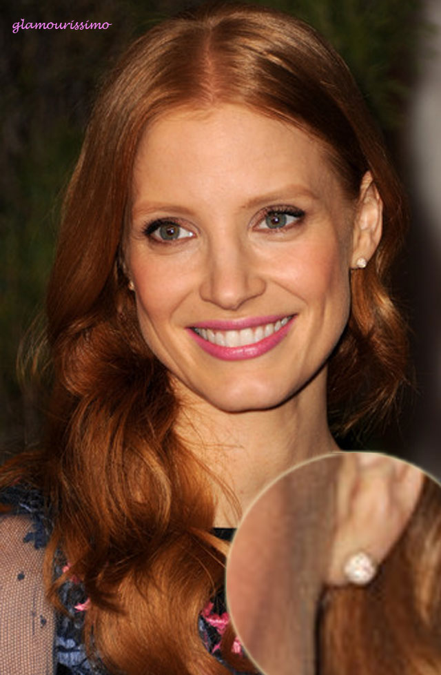 Jessica+Chastain+85th+Acade