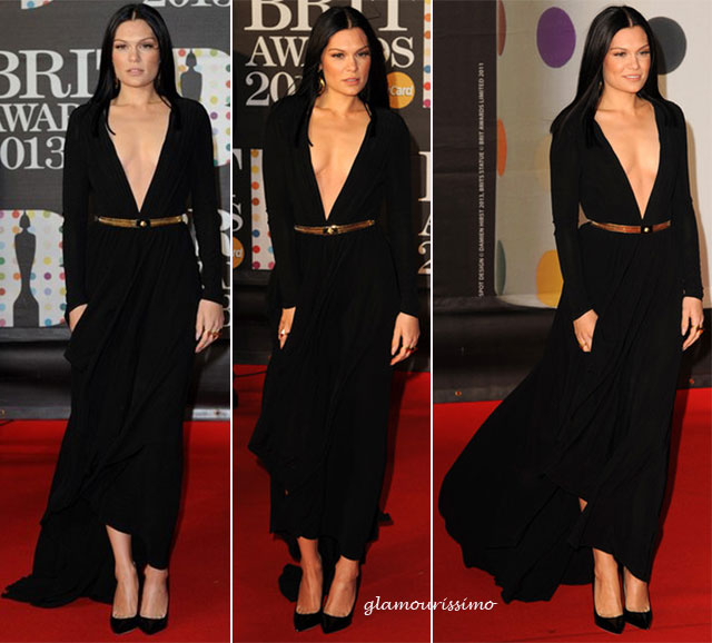 Jessie+J+The+BRIT+Awards+20