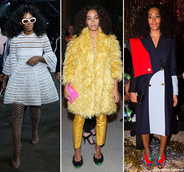 Solange-Knowles-style
